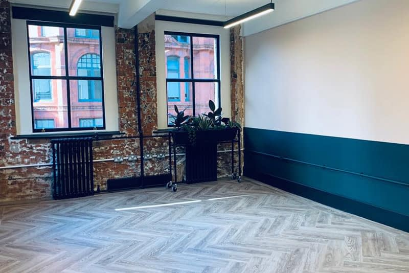 office to let manchester